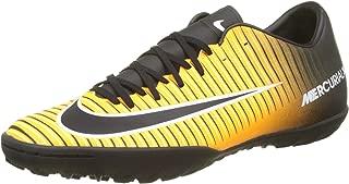 Nike MercurialX Victory VI Men's Turf Soccer Shoes (Yellow/Black) (9)