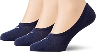 PUMA Men's Footie Sock (Pack of 3)