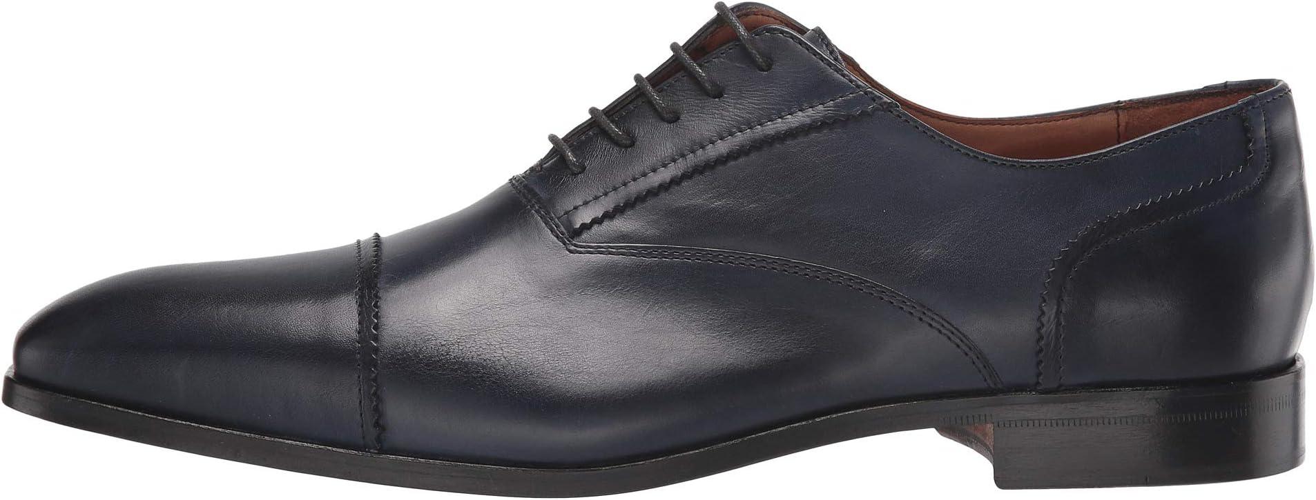 Massimo Matteo Dante Cap Toe Bal   Men's shoes   2020 Newest