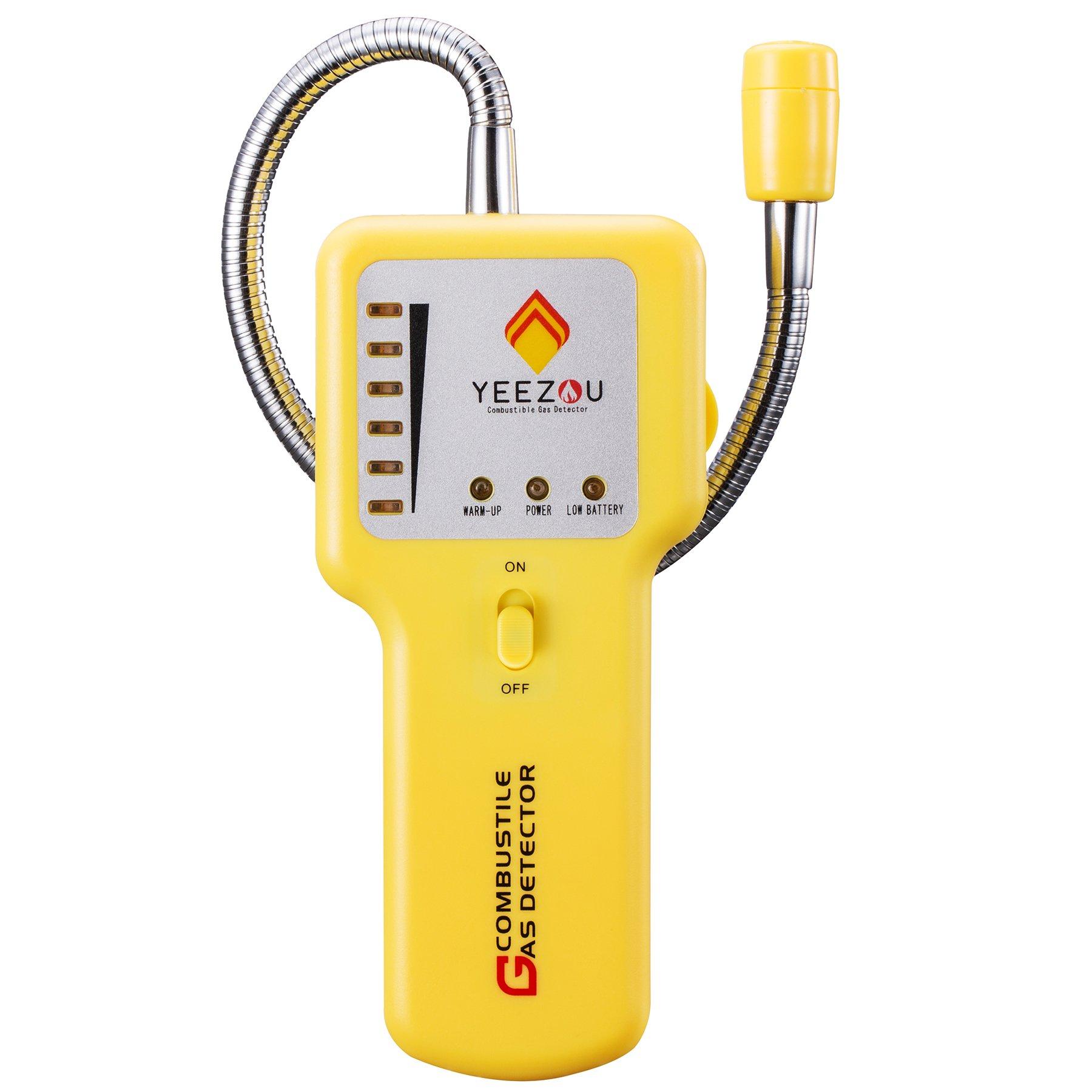 Techamor Y201 Portable Combustible Detector