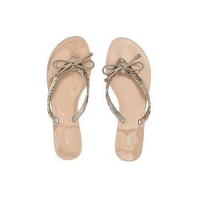 Melissa Shoes Harmonic Elements (Gold Twinkle) Women
