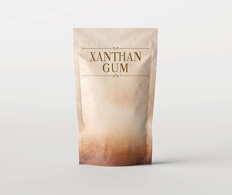 準備するサラミ気がついてXanthan Gum Powder 500g