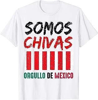 SOMOS CHIVAS de Guadalajara Shirt camisas Mexico Gift