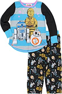 Lego Force Awakens Droids Big Girls Pajama Set