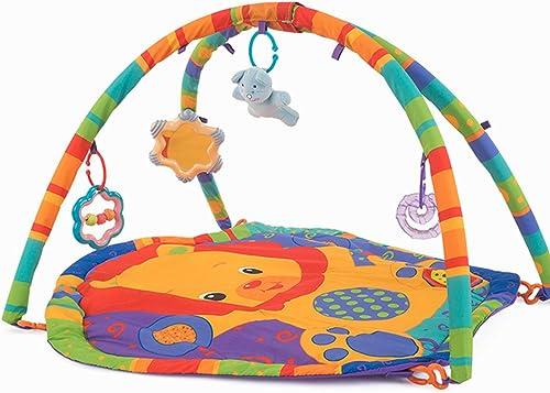 marcas de moda Baby Crawling Blanket Manta de Dormir para bebés bebés bebés Manta de Ejercicios para bebés Lion Sleeping Blanket Juego de Ejercicios Manta Educación temprana Juguetes educativos 79.5  79.5CM  Compra calidad 100% autentica
