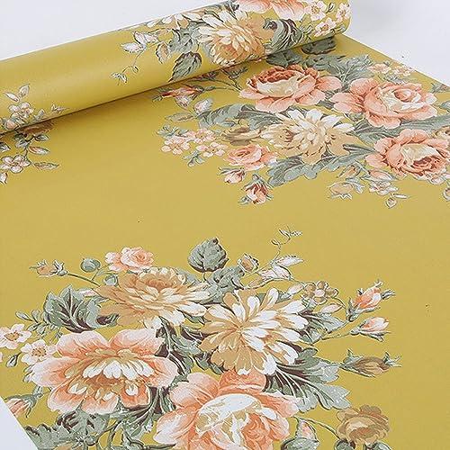 Floral Wallpaper Amazon Co Uk