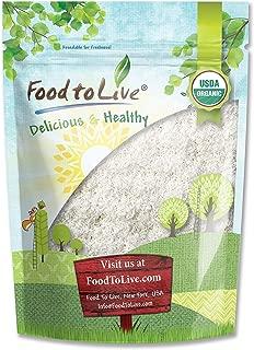 Organic Shredded Coconut, 4 Pounds - Desiccated, Unsweetened, Non-GMO, Kosher, Raw, Vegan, Bulk
