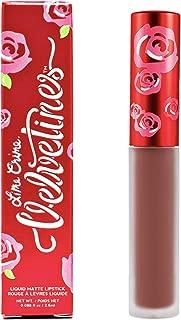 Lime Crime Velvetines Liquid Matte Lipstick, Cindy - Terracotta Brown - French Vanilla Scent -Long-Lasting Velvety Matte Lipstick - Won't Bleed or Transfer - Vegan