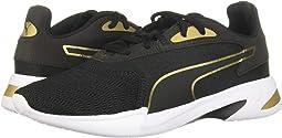 Puma Black/Gold