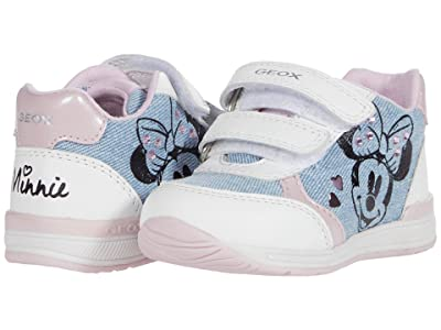 Geox Kids Rishon 35 (Infant/Toddler) Girl