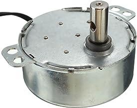 EsportsMJJ Motor Síncrono De La Placa Giratoria De 8-10 RPM para El Horno De Microonda Ca 220-240V 4W CCW/CW