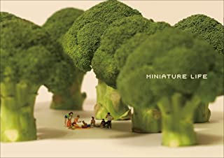 MINIATURE LIFE : Conceptual art of MINIATURE CALENDAR