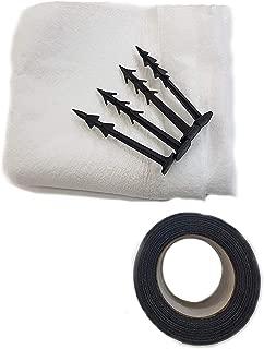 Spudulica Membrane pour puits d/'infiltration drain fran/çais ou all/ée/ 11/m/² /1,1/m de large/x/10/m de long