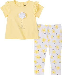 Baby Girls' 2 Pieces Legging Set