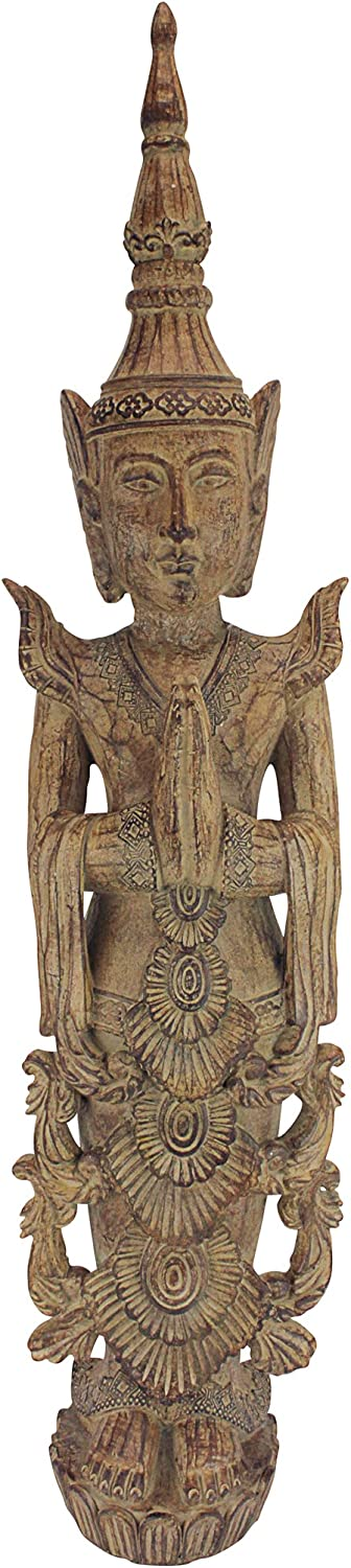 Design Toscano Standing Weekly update Thai Angel Mythological Ranking TOP3 Teppanom Statue
