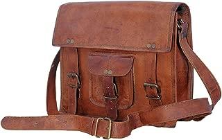 Komal's Passion Leather Genuine Ipad/Ipad 2/ Ipad 3/ Ipad 4/ Tablet Satchel Bag