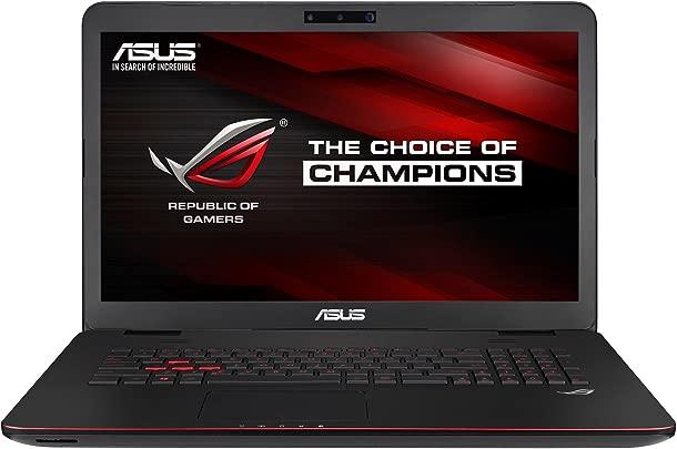 Asus GL771JW-T7083H 43 9 cm  17 3 Zoll  Laptop  Intel Core-i7 4720HQ  3 5GHz  16GB RAM  2TB HDD  128SSD  NVIDIA Geforce GTX 960M 4GB   Win 8 1  schwarz