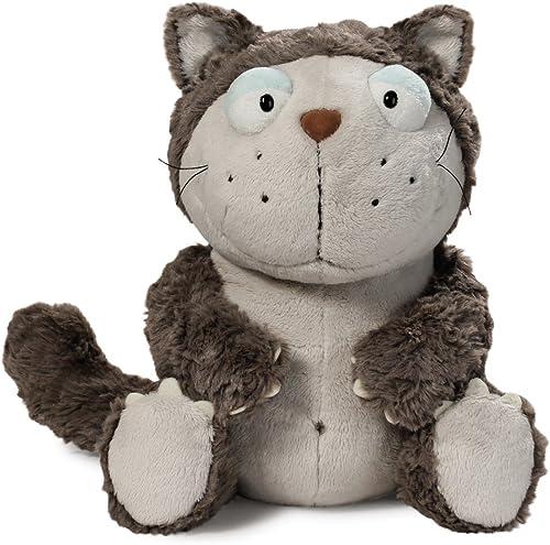 buen precio NICI - Lazy, Gato de Peluche, Peluche, Peluche, 70 cm, Color gris (39030)  directo de fábrica