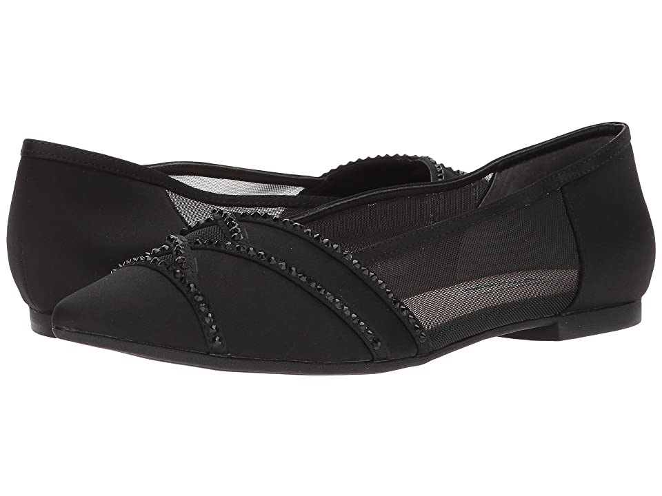 Nina Kiyrah (Black Luster Satin) Women