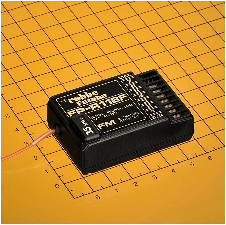 Venta en línea precio bajo descuento Robbe Receptor Receptor Receptor R de 118F 40MHz  100% autentico