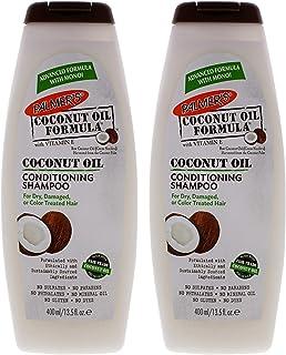 Palmers Coconut Oil Shampoo 13.5 Ounce (400ml) (2 Pack)