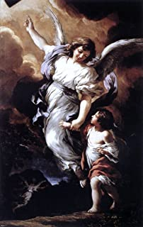 Art Oyster Pietro Da Cortona The Guardian Angel - 18.05