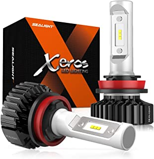 Best 2016 honda accord sport headlight bulb size Reviews