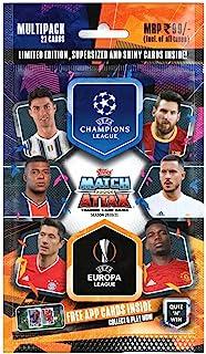 Topps India UEFA Champions League & Europa League TCG 2020/21 (Multi Pack)