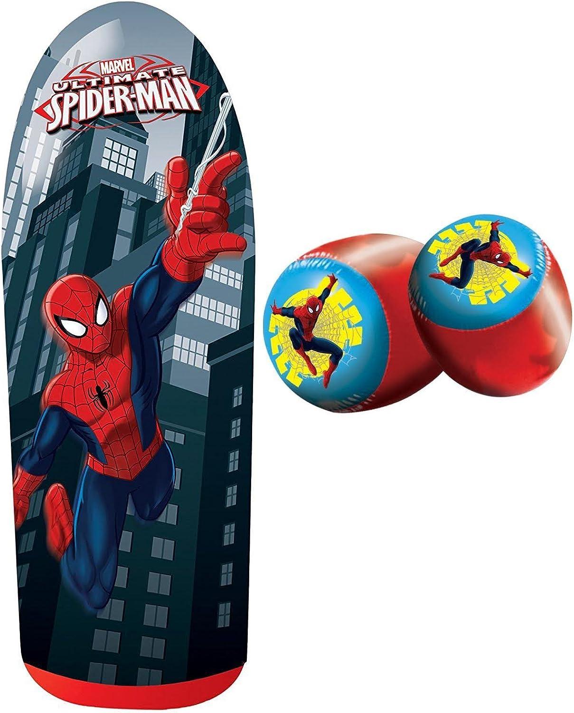 Spiderman 36 Power Bop Bag & Gloves Combo B0044QR9AU Qualitätskönigin  | Sehr gute Qualität