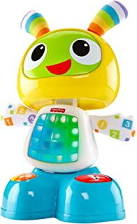 Muñeco interactivo BeatBo con baile y movimiento de Fisher-Price, Estándar empaque