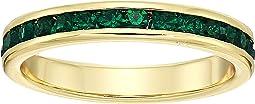 Gold Emerald