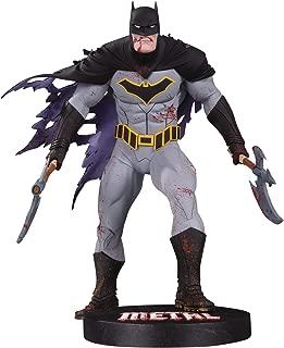 DC Collectibles DC Designer Series: Metal Batman by Greg Capullo Resin Statue