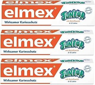 Best elmex junior toothpaste Reviews