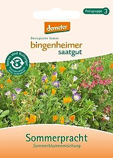 Bingenheimer Saatgut - Sommerblumenmischung Sommerpracht - Blumen Saatgut / Samen