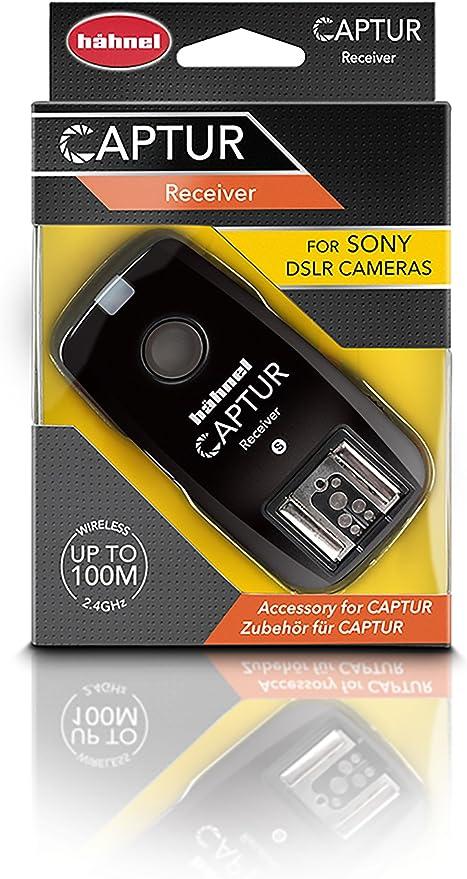 Hähnel Captur Kabel Pack Fernbedienung Für Fuji Timer Kamera