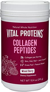 VITAL PROTEINS Mixed Berry Collagen Peptides, 10.4 OZ