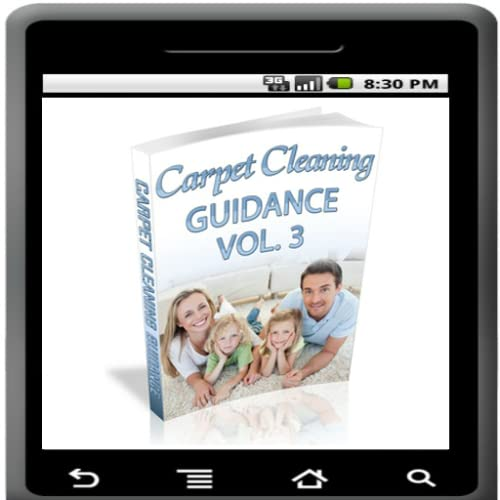Carpet Cleaning Guidance Vol 3