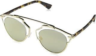 نظارة شمسية ديور سو ريل MV YN1 48  للنساء من ديور، (تدرجات الذهبي والبرونزي)
