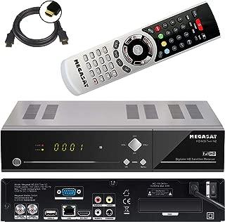 Smart CX07 DVB-S2 Receiver Aufnahmefunktion Einkabeltauglich Twin Tuner Anzahl Tun Campingbetrieb
