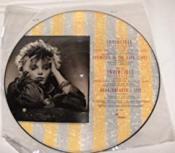 Pat Benatar – Invincible (Theme From The Legend Of Billie Jean) Picture Disc 12 Inch Single Vinyl LP Record UK IMPORT
