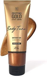SOSU Body Tune Medium Dark Instant Tan Body Bronzer