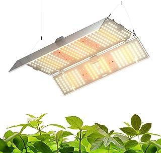 چراغ رشد Barrina BU-2000 ، طیف کامل با IR ، پوشش 4x4FT ، کم نور ، صفحه قابل تنظیم با 720 LED ، PPPD قد ، نور رشد گیاه برای گیاهان داخل سالن که از طریق شکوفه رشد می کنند