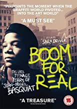 Boom for Real - The Late Teenage Years of Jean-Michel Basquiat [Region 2]