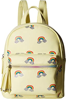 Over The Rainbow Printed Backpack