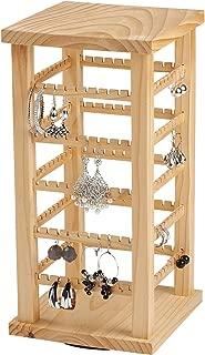 earring display wood