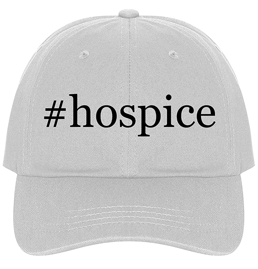 The Town Butler #Hospice - A Nice Comfortable Adjustable Hashtag Dad Hat Cap