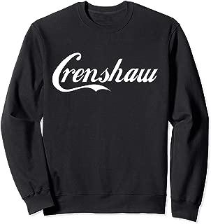 Crenshaw Love California T-Shirt Sweat shirts Gifts Sweatshirt
