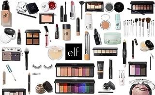 e.l.f. Makeup Assorted 10 Piece Lot Choose Your SKIN TONE Mixed ELF Cosmetics Kit with No Duplicates (Fair/Light)