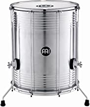 Meinl Percussion SU18-L Stand Alone Aluminum Surdo with 18-Inch Synthetic Head