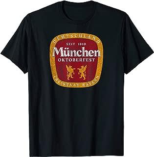 Best munchen t shirt Reviews